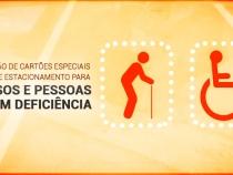 Prefeitura de Irecê garante cartão especial de estacionamento para idosos e pessoas com deficiência