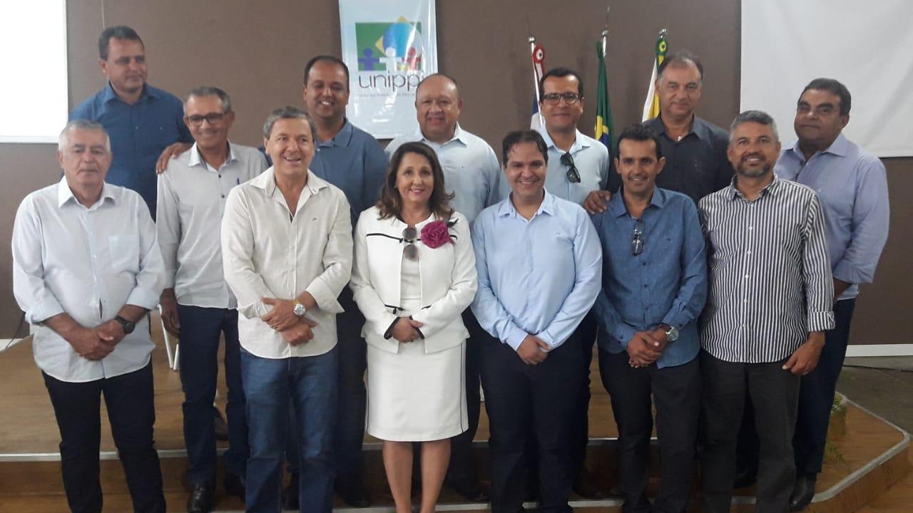 Irecê marca presença em reunião da Unipi - Notícias - Prefeitura ...